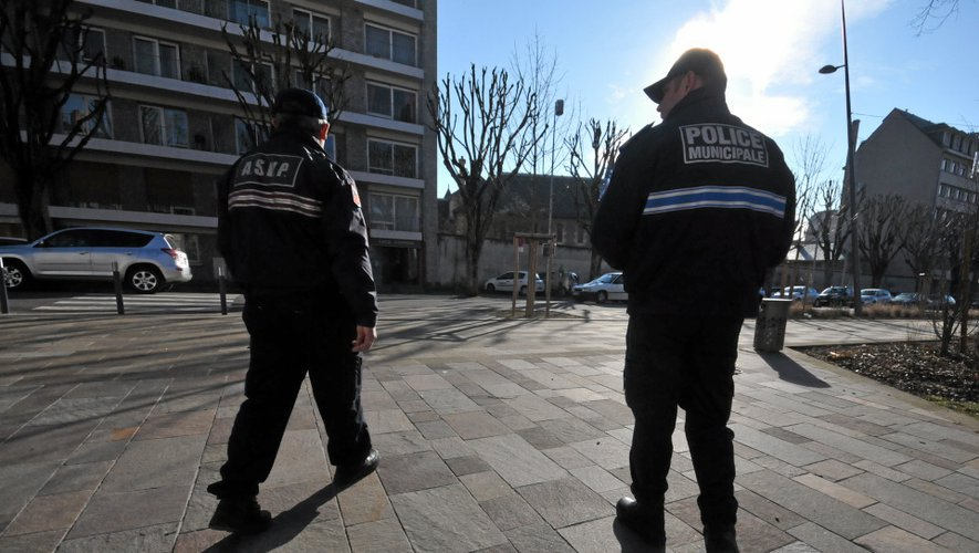 A Rodez, 22 policiers municipaux assurent la sécurité des Ruthénois.