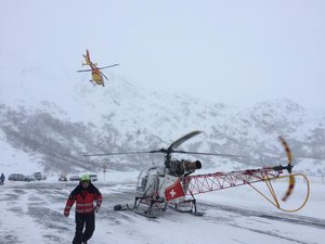 Une avalanche fait 4 morts et un blessé dans les Alpes suisses