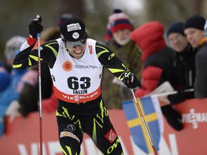 Ski nordique: la journée rare de Manificat et du ski de fond français
