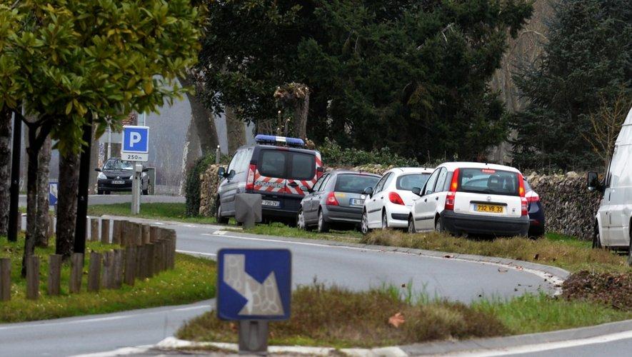 Fillette abattue en Gironde : probable drame familial
