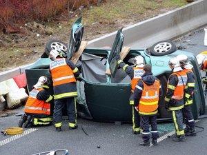 Morts sur les routes: nouvelle hausse en février à +6,7%