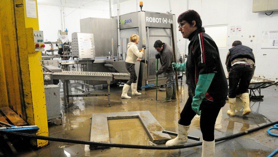Il faut sauver la fromagerie de Saint-Georges-de-Luzençon