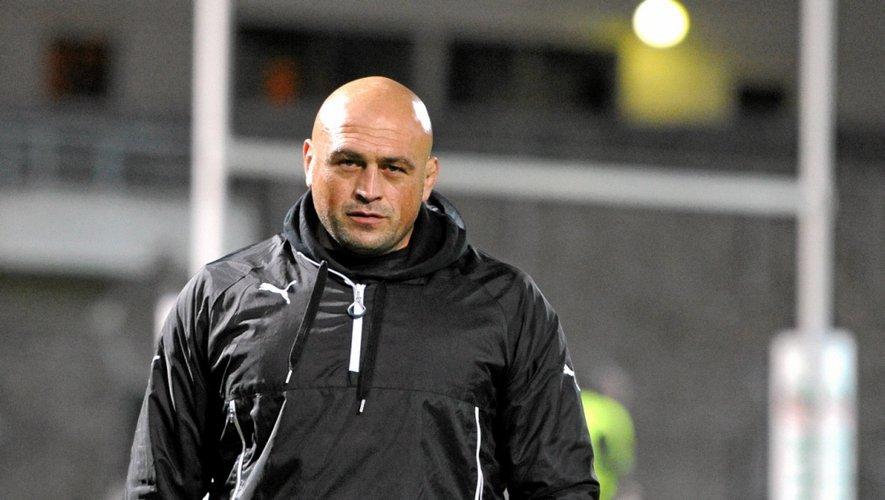 Patrick Furet sera resté trois saisons aux commandes du SRA.