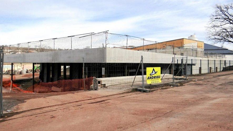 L'école ouvrira pour la rentrée de septembre 2015.