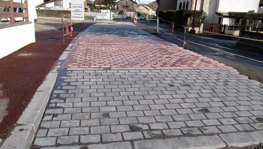 Le montant total de l'opération de rénovation de l'avenue Adam-Grange s'élève à 1,3 M€.