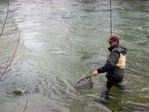 «La pêche, c'est avant tout la liberté»