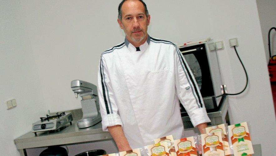 Cuisinier de profession, Patrice Coque espère titiller les papilles des gourmets.