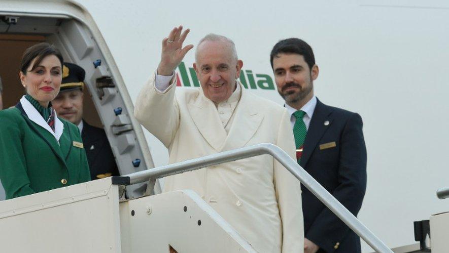 Le pape et le patriarche russe à Cuba pour une rencontre historique