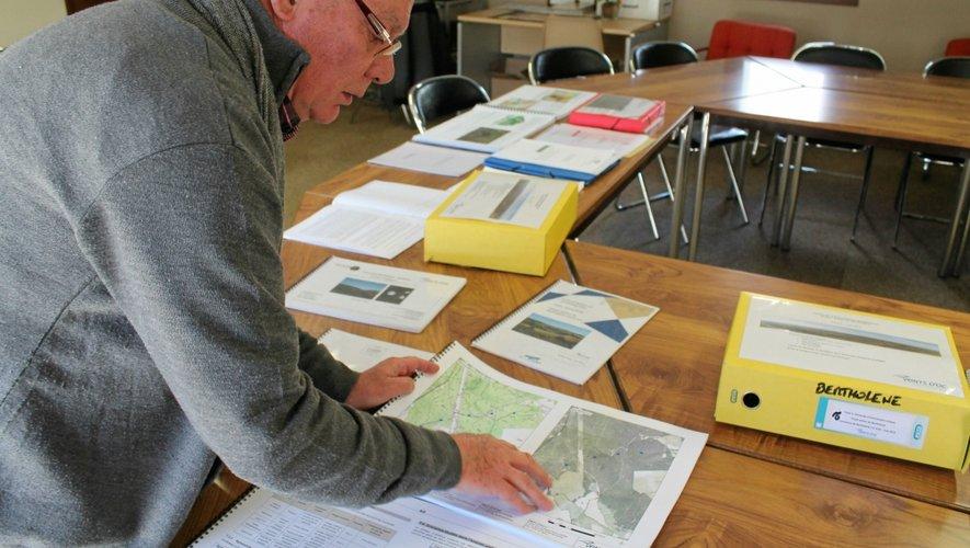 Jean-Louis Baghioni, commissaire-enquêteur, a reçu hier deux courriers mais s'attend surtout à une grosse mobilisation samedi.