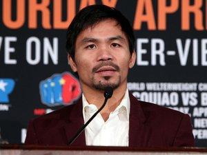 Boxe: Nike coupe ses liens avec Manny Pacquiao après des propos homophobes