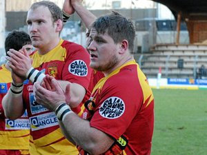 Rugby : Liam Mather et Michaël Cromie quittent Rodez
