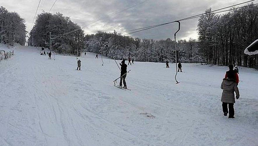 Brameloup attend avec impatience la neige de ce week-end.