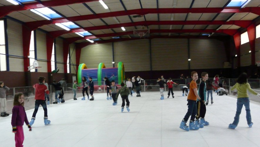 Onet-le-Château : la patinoire revient aux Costes-Rouges pour les vacances