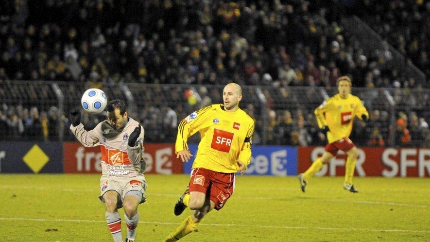 Un nouvel exploit pour Freddy Castanier et le Raf, dimanche face à Montpellier ?