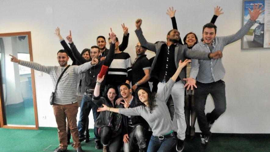 Durant cinq jours, une promotion spéciale de l'E2C de Toulouse était invitée dans les murs de l'entreprise Bosch, afin de faire connaissance avec l'univers industriel et d'appréhender la culture d'entreprise.