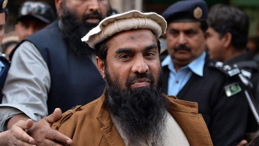 Le Pakistan libère le cerveau présumé des attentats de Bombay, l'Inde furieuse