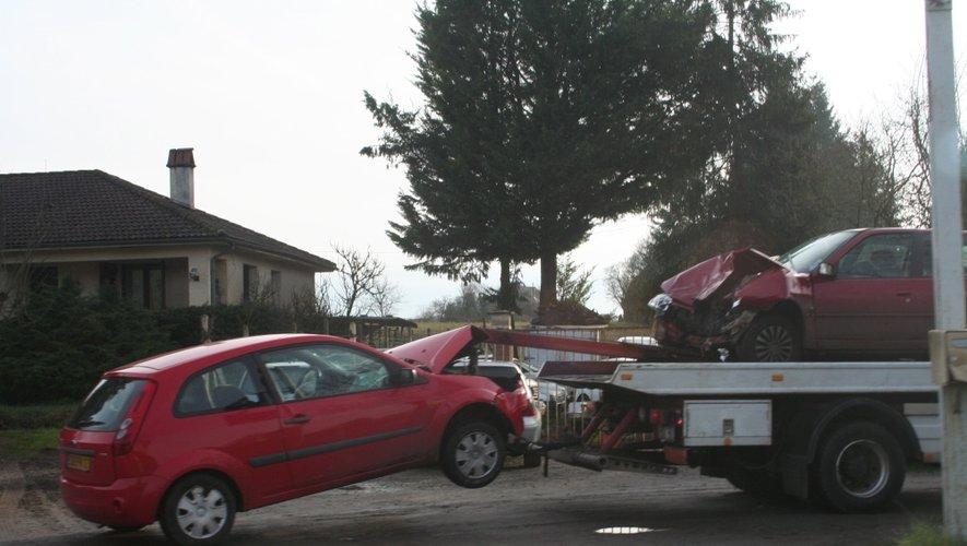 Une automobiliste grièvement blessée à Valzergues