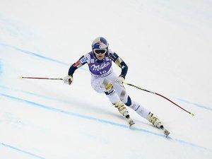 JO-2014: la skieuse américaine Lindsey Vonn annonce son forfait