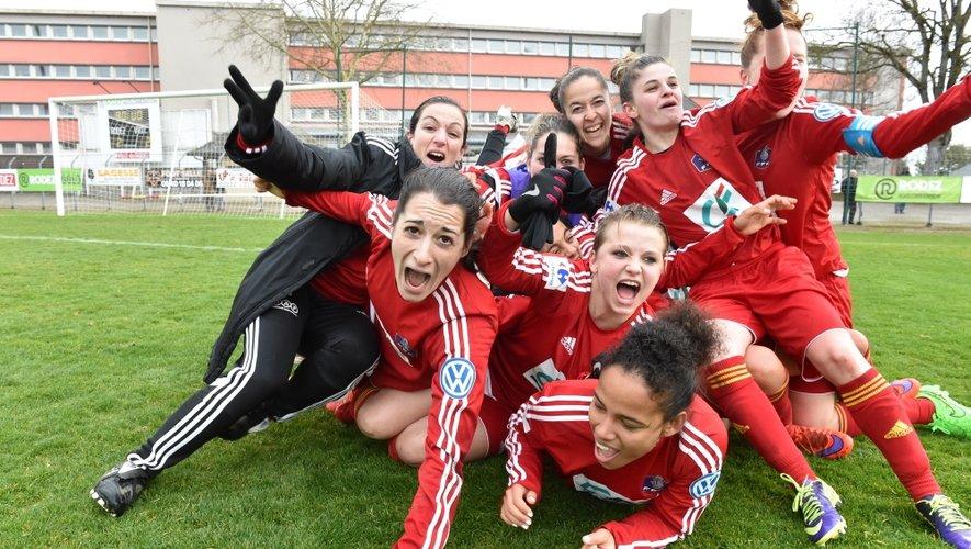 Les filles du Raf peuvent rêver ! Les voilà dans le dernier carré de la coupe de France...