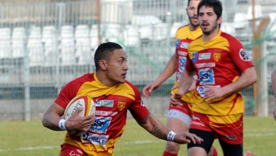 Rugby : Rodez termine sa saison par une défaite à Angoulême