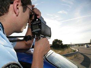 Lapanouse-de-Cernon : 60 km/h au-delà de la vitesse autorisée