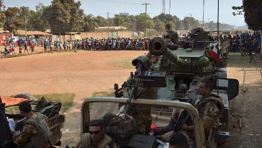 Centrafrique: démission du président Djotodia, liesse à Bangui