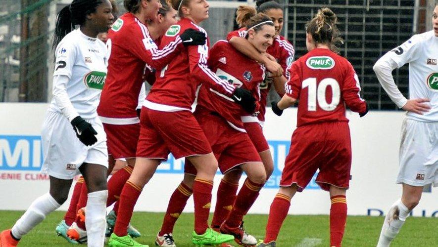 Menées 2-0, les Ruthénoises sont parvenues revenir au score avec de s'imposer aux tirs au but.