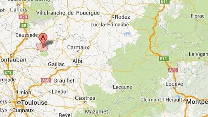 Vallée de l'Aveyron : le squelette d'un reporter découvert dans une grotte