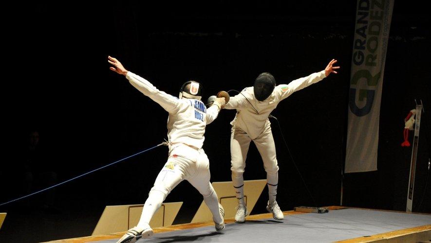 Ce sont les cadets qui sont concernés par cette compétition nationale, samedi et dimanche à l'Amphithéâtre de Rodez.