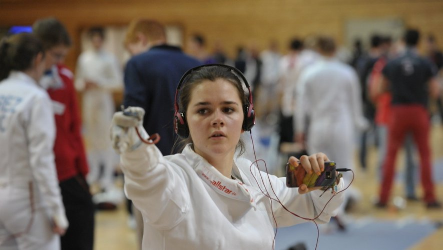 Escrime : l'Open national cadets en images