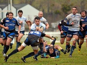 Rugby : 2 sur 4 pour les clubs aveyronnais
