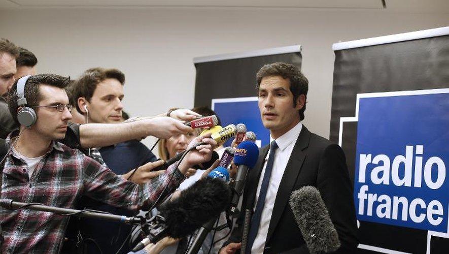 Bureau, voiture, conseiller: le rapport de l'IGF blanchit le PDG de Radio France