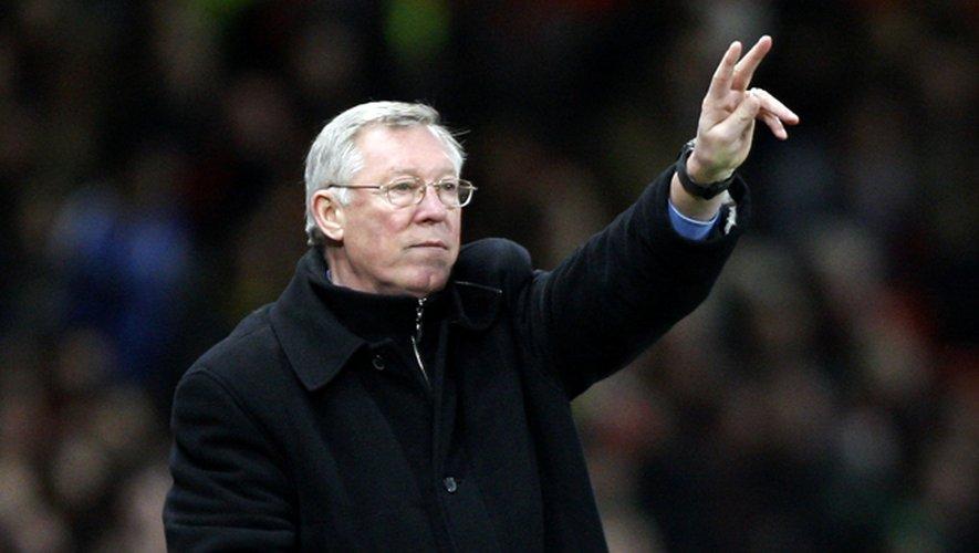 Angleterre: un supporter désespéré appelle la police pour parler à Sir Ferguson