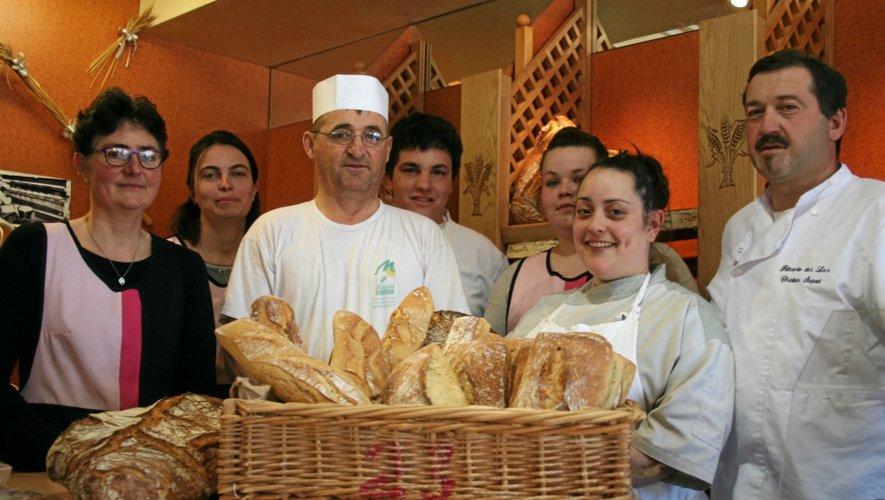 La Pâtisserie des Lacs compte une activité supplémentaire depuis la semaine dernière : la boulangerie.