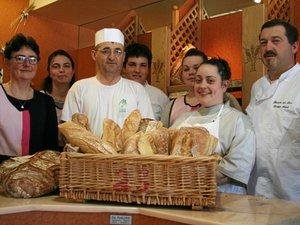 Le pain «made in» Salles-Curan est de retour