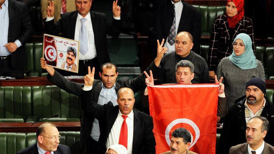 """Tunisie: Ban Ki-moon salue l'adoption de la constitution """"étape historique"""""""