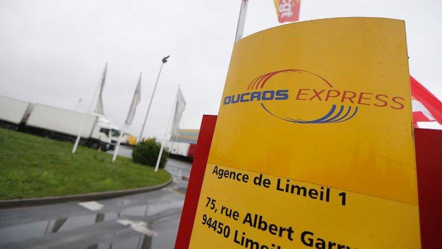 Le site Mory Ducros le 29 janvier 2014 à Limeil-Brévannes