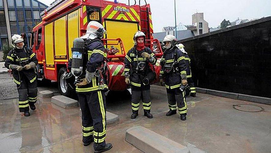 D'importants moyens de secours ont été déployés mardi soir.