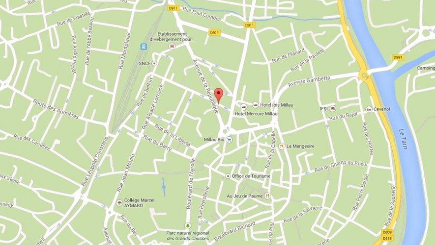 Millau : il menace de faire sauter son immeuble