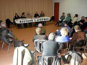 Lévezou : les anti-éoliens unissent leur voix