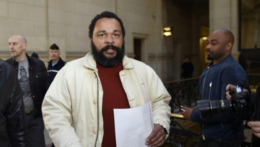 """""""Je me sens Charlie Coulibaly"""": la QPC de Dieudonné rejetée"""