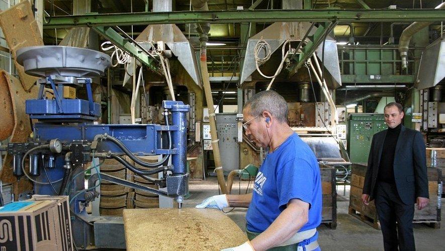 La nouvelle entreprise ITA Moulding Process a demarré jeudi 2 mai avec 25 salariés.