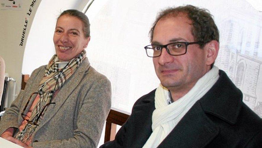 Cette année, Sylvie Dardenne, de Corum, et Yann Marie, du multiplexe, sont partenaires.
