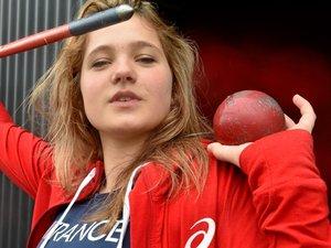 Jöna Aigouy, espoir olympique