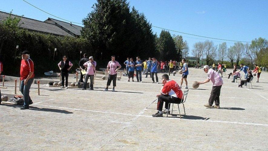 La troisième manche du championnat a souri aux Lunellois.