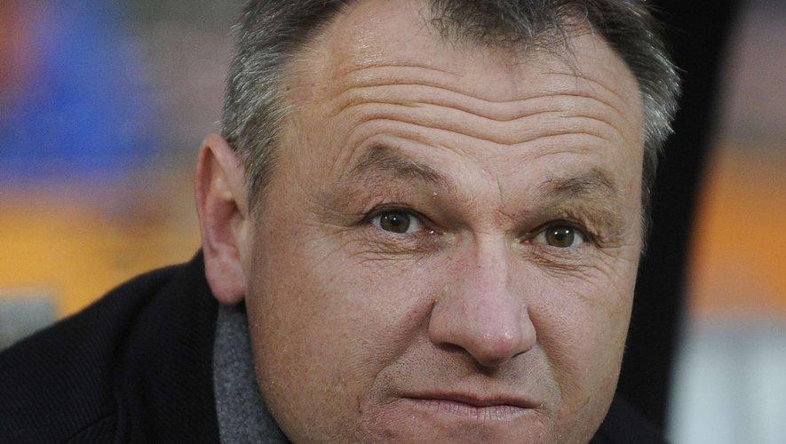 Fred Hantz ne compte pas quitter Bastia.