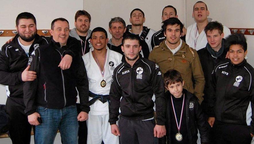Une belle moisson pour les licenciés du Judo Rodez Aveyron.