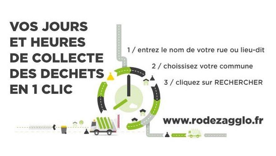 Pour faciliter l'adaptation, l'agglomération de Rodez a mis en place un outil numérique permettant à chacun de consulter les nouveaux horaires.