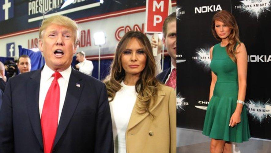 Donald Trump: qui est Melania Trump, son épouse?