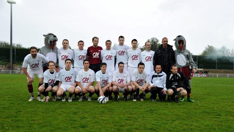 Le club de JS Lévezou.